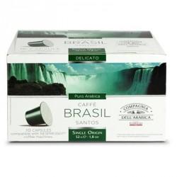 Brasil Santos 10 Capsules