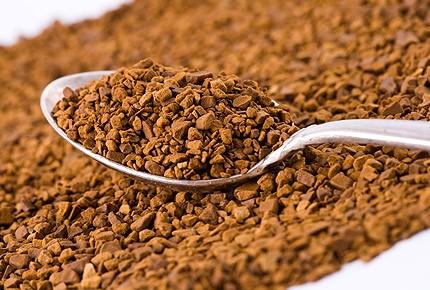Wereldkoffie koffieproducten - Gevriesdroogde (automatenkoffie)