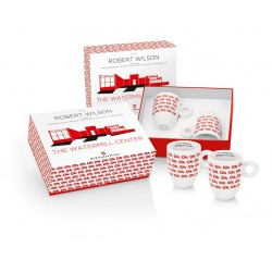 illy Watermill mok giftbox