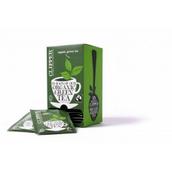 Clipper Fairtrade Green BIO 6 x 25 zakjes