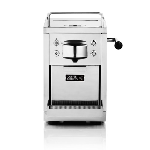 Espressomachines / volautomaten - Coffee Brokers Espresso capsule machine