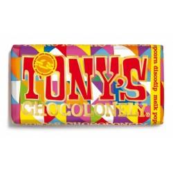 Tony's Chocolonely melkchocolade Popcorn Discodip