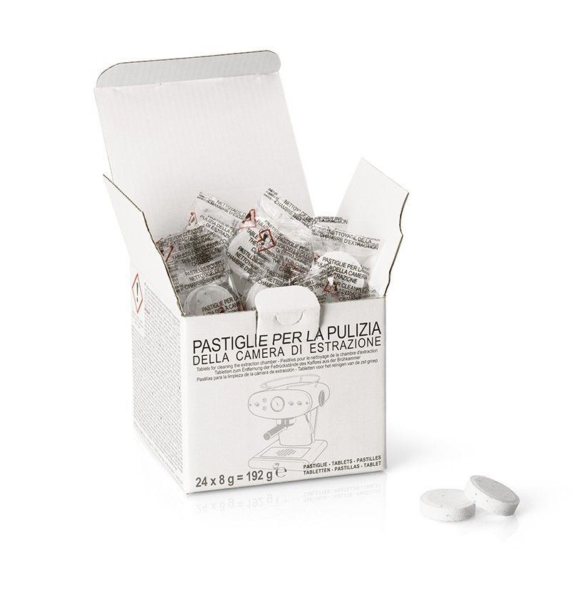 Onderhoudsmiddelen en Waterfilters - Reinigingstabletten en poeders