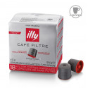 Filterkoffie Normale Branding - 6 x 18 capsules