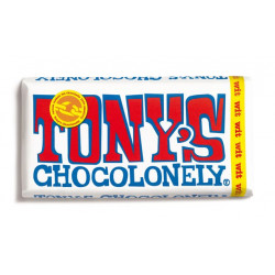 Tony's Chocolonely Wit 180gr
