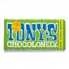Tony's Chocolonely puur amandel zeezout 180gr