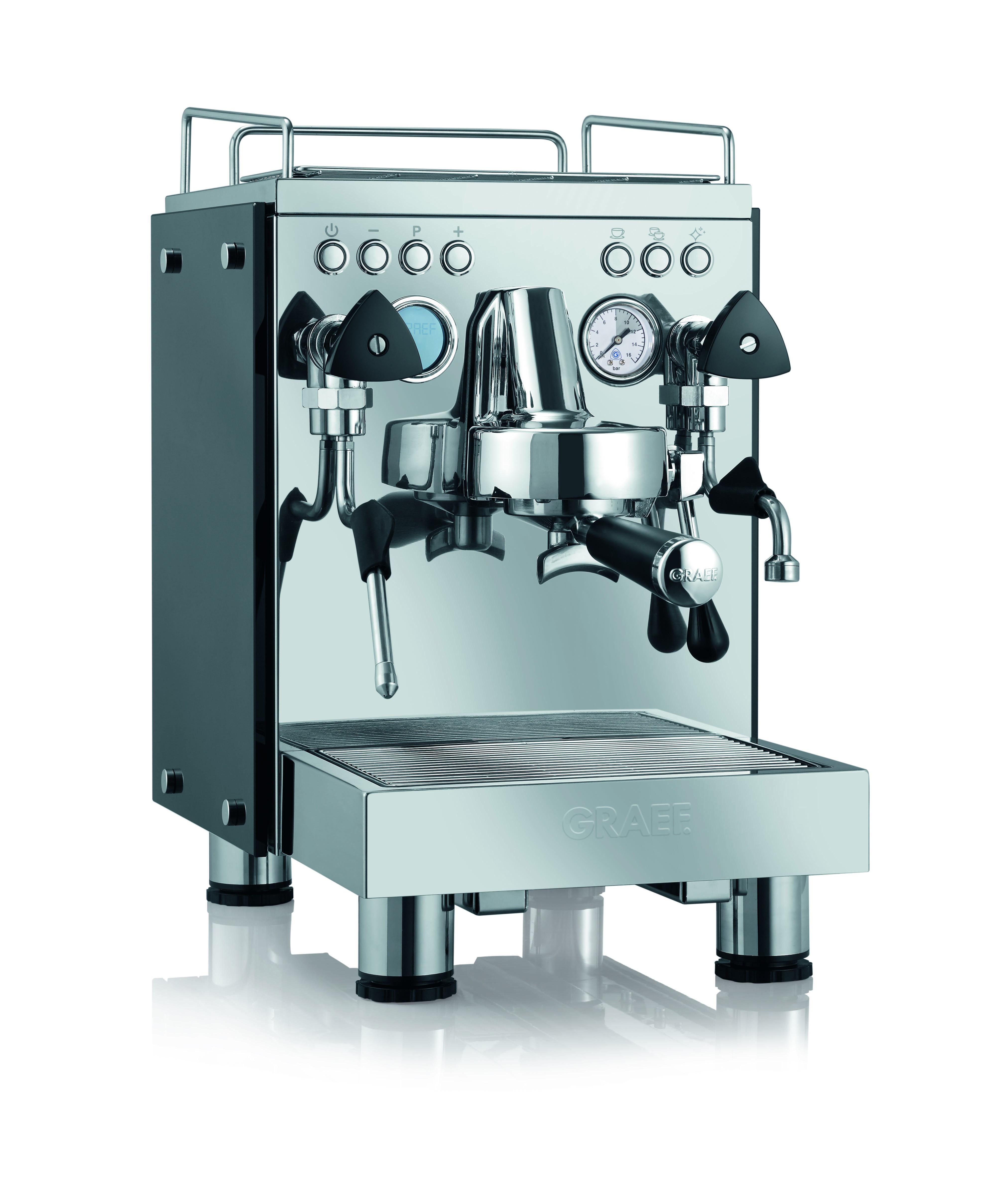 Espressomachines / volautomaten - Graef