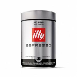 illy Koffie Donkere Branding