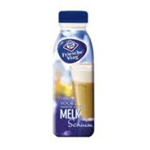 Voor bij de koffie - Melk om op te schuimen