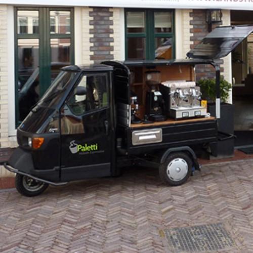 Mobiele Espressobar aanvragen