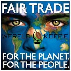 Koffiebonen Fair Trade Fiera Melange 1 kg