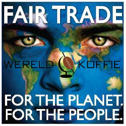 Wereldkoffie koffieproducten - Fairtrade Koffiebonen