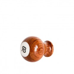 Reg Barber Handle Bubinga Short Ball