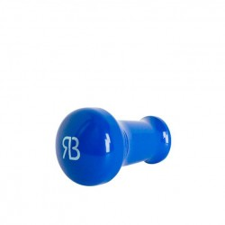 Reg Barber Handle Tall Powder Coated Blue